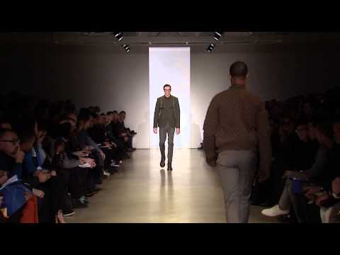 Calvin Klein Collection Men s Fall 2014 Runway Show