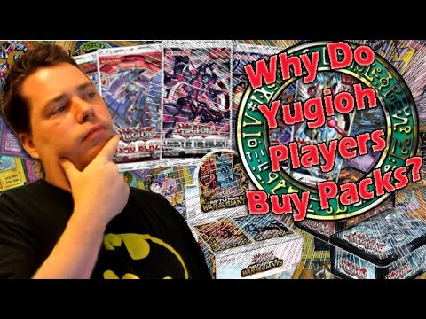 Why Do Yugioh Players Buy Packs? video