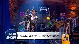 Download Lagu Fourtwnty - Zona Nyaman (Special Performance) Gratis STAFABAND