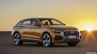 2019 Audi Q8 - Review