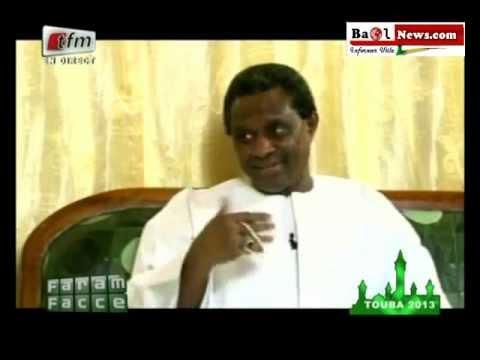 faram facce Pape Ngagne NDIAYE face à Serigne  smodou kara