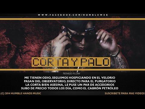 Corta Y Palo (Letra) - Ñengo Flow (Original) REGGAETON 2014