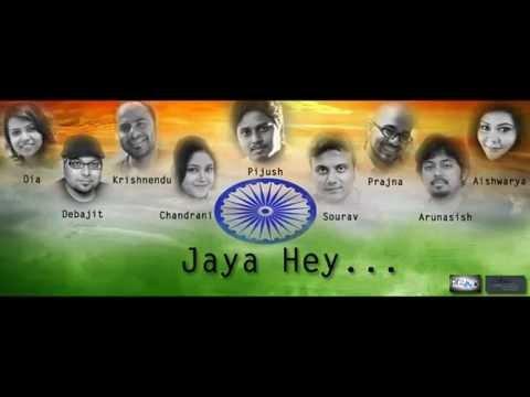 Jaya Hey...||Arranged by Pijush Chakraborty||Full National Anthem of India||Jana Gana Mana||