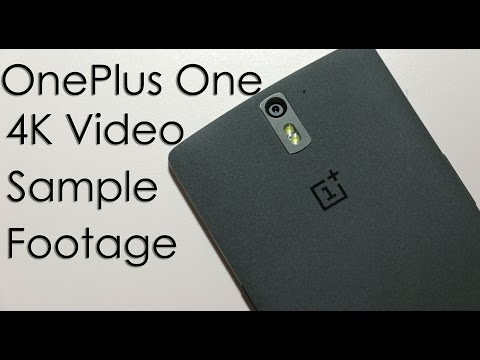 Oneplus One 4k Video Recording Sample (no Editing Done) video