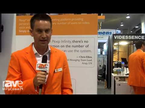 InfoComm 2014: Pexip Details its Scalable Meeting Platform