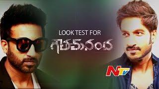 Gopichand Look Test for Goutham Nanda Movie || Hansika, Catherine Tresa