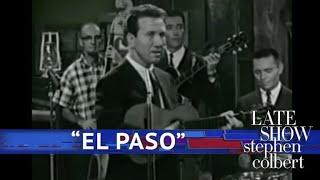 '(Trump's Rally In) El Paso' By Marty Robbins