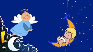 4 Horas de Música Para Dormir Bebés Profundamente  - Brahms - Canciones de Cuna - Lunacreciente