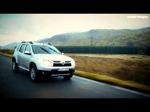 Dacia Sandero Prestige 2013 on New Dacia Duster First Drive 2013 Read The Full Dacia