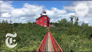 36 Hours In Michigan's Upper Peninsula | The Daily 360 | The New York Times
