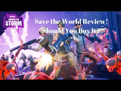 Save The World Review! Should You Buy It?