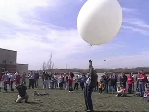 CPSWS 2006 Weather Balloon Launch