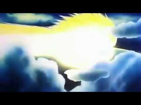 Dragon Ball z Vegeta Final Flash Vegeta's Final Flash oh Shit