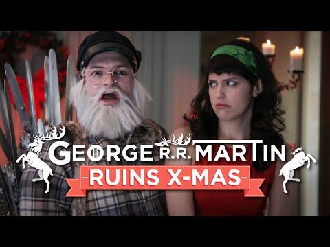 George R.R. Martin Ruins Christmas