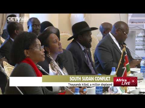 Thousands Killed in South Sudan Conflict