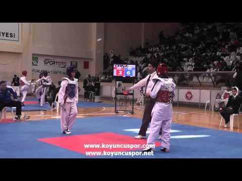 48kg Batuhan Serbest - Muhammed  B Yildiz
