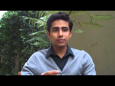 'Life of Pi' Star Suraj Sharma