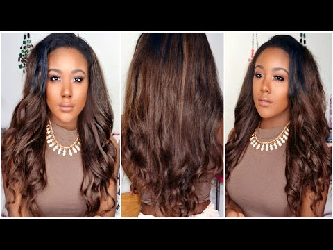 Hair Care Routine (START to FINISH) Hair Washing, Straightening, + Tips For Dry Damaged Hair