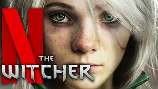 Netflix The Witcher - The Showrunner TEASES That Show is not for KIDS!