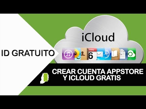 Crear Cuenta Appstore Y Icloud ( ID GRATUITO ) Sin Tarjeta De Credito 100% Seguro 2016