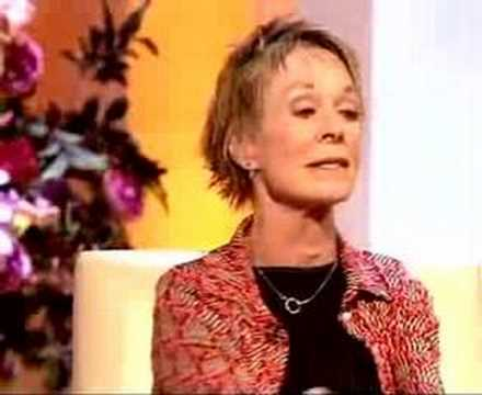 Susannah York on British TV Video
