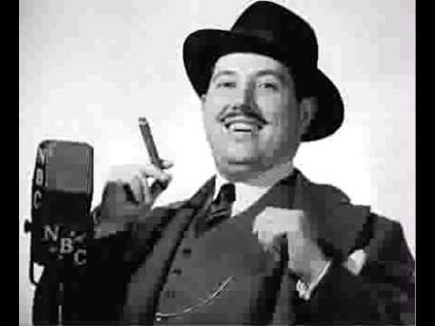 Great Gildersleeve radio show 4/11/43 Car Wreck with Hooker