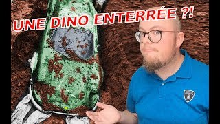 L'ahurissante histoire de la FERRARI Dino retrouvé ENTERRÉE a L.A. !