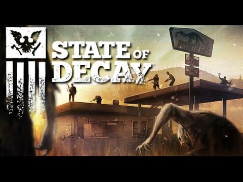 State of Decay 2 трейлер игры 2017 в HD качестве