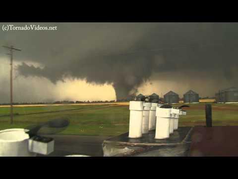 May 24, 2011 Oklahoma tornado outbreak!