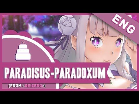 「English Cover」Paradisus-Paradoxum ( Re:Zero OP 2 ) TV-Size【Jayn】