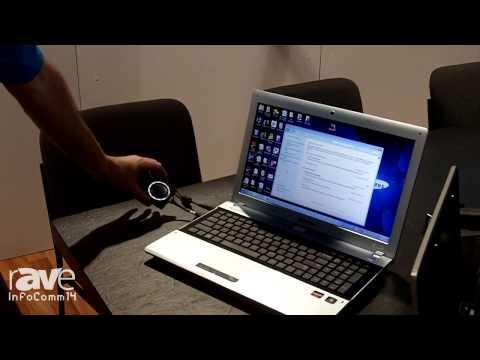 InfoComm 2014: Almo Pro AV Discusses Barco ClickShare Technology