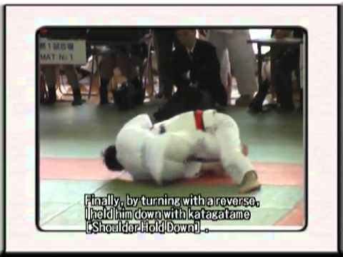 Judo Katame Waza Grappling Training Methods 1 Image 1
