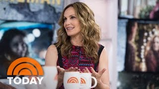 Amy Brenneman: 'The Leftovers' Finale Will Satisfy Fans, Unlike 'Lost' | TODAY