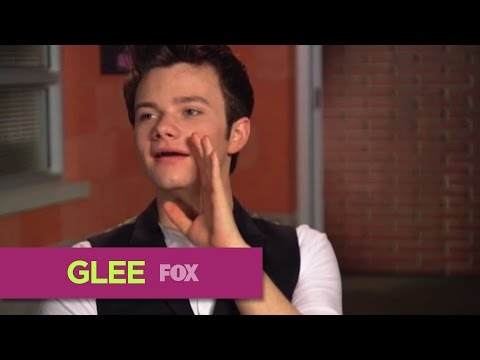 GLEE | A Moment of Glee: Chris Colfer on...Kissing