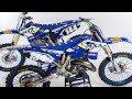 Yamaha YZ134 Vs YZ144 2 Stroke Motocross Action Magazine mp3