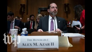 WATCH LIVE: HHS secretary testifies to Congress on Trump's budget proposal, coronavirus