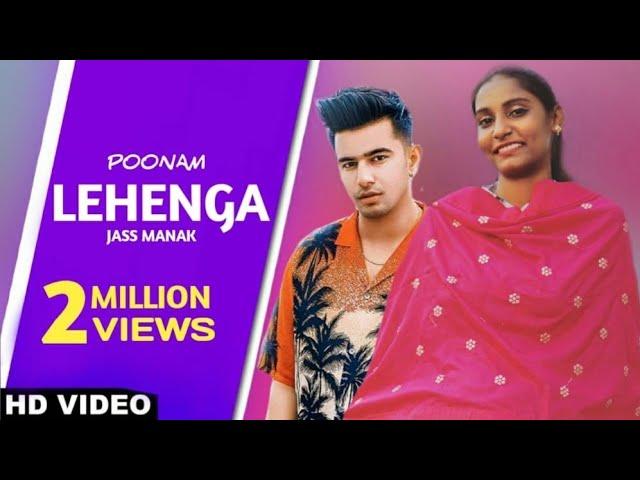 Lehanga : Poonam (Female Version Full Song) Jass Manak Latest Punjabi Song 2019   Lamberghini thumbnail
