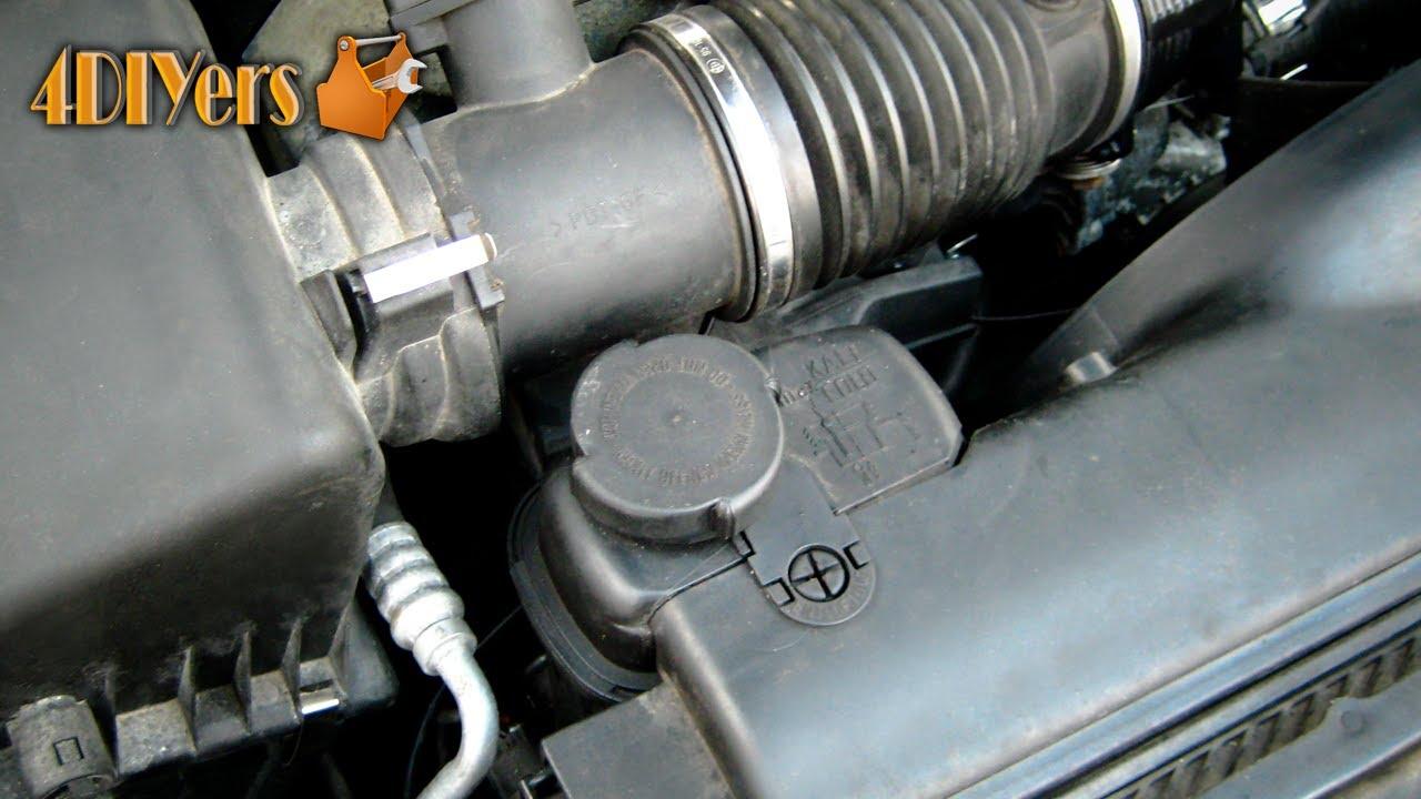 DIY  Bleeding    BMW    M62 Coolant System  YouTube