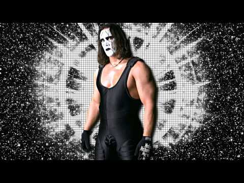 Wwe: Unknown Title ► Sting 1st & New Theme Song video
