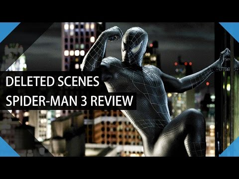 Scenes I Cut From My Spider-Man 3 Review