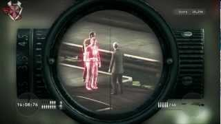 HITMAN ABSOLUTION | Sniper Challenge