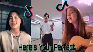 Download lagu Here's your Perfect Challenge | Singing High Note | Tiktok Singing Trend