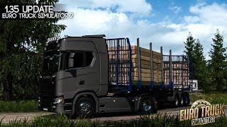 Euro Truck Simulator 2 - 1.35 UPDATE! (Experimental Beta)