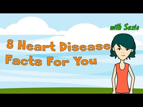 8 Heart Disease Facts For You