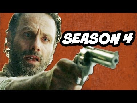 The Walking Dead Season 4 Episode 1 Review