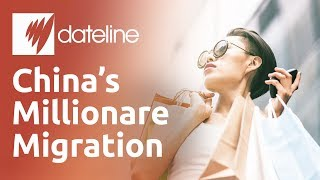 The cost of China's millionaire migration
