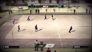 FIFA STREET 4 - WORLD TOUR 5 TO WIN IN ENFIELD