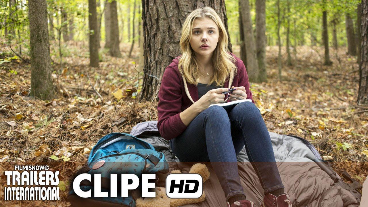 """A 5ª Onda Clipe """"Como exterminar uma espécie"""" - Chloë Grace Moretz [HD]"""