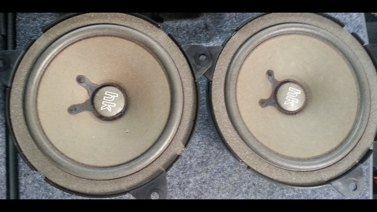 Bmw M3 330ci Rear Deck Speakers Head Rest Removal Coupe