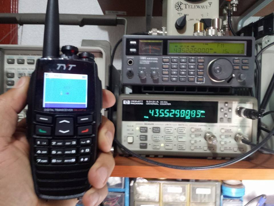 Radio Dual Band Vhf/uhf